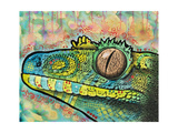 Gecko Giclee Print by Dean Russo