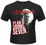 The Damned- Plan 9 Channel 7 T-Shirts