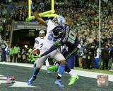 NFL: Paul Richardson touchdown catch 2016 NFC Wild Card Game Photo