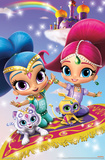 Shimmer and Shine- Key Art Prints