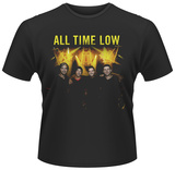 All Time Low- Band Mates Shirt