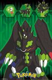 Pokemon- Zygarde Forms Posters