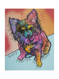 Lucy B Giclee Print by Dean Russo