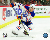 NHL: Connor McDavid 2016-17 Action Photo