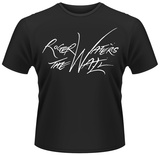 Roger Waters- The Wall Script T-Shirts