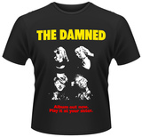 The Damned- Play It At Your Sister T-Shirt