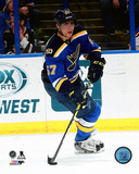 NHL: David Perron 2016-17 Action Photo