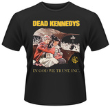 Dead Kennedys- In God We Trust Shirts