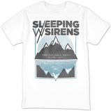 Sleeping With Sirens- Save Me A Spark Wilderness Crest T-Shirt