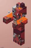 Minecraft- PigmanNether Prints