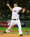 MLB: Rick Porcello 2016 Action Photo