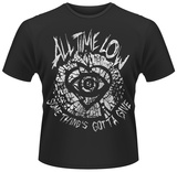 All Time Low- Something's Gotta Give Shtter T-shirts
