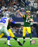 NFL: Aaron Rodgers 2016 NFC Divisional Playoff Game Photo