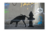 You Complete Me Giclee Print by  Banksy