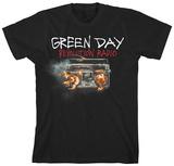 Green Day- Revolution Radio Cover T-skjorter