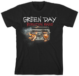 Green Day- Revolution Radio Cover Shirts