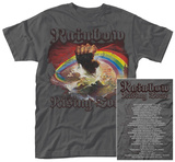 Rainbow- Rising Tour Stops 76 (Front/Back) Magliette