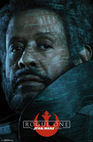 Star Wars: Rogue One- Saw Gerrera Circuit Profile Posters