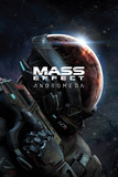 Mass Effect: Andromeda- Ryder Key Art Posters