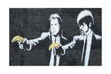 Pulp Giclée-tryk af  Banksy