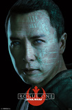 Star Wars: Rogue One- Chirrut Circuit Profile Posters