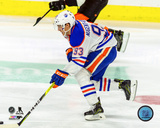 NHL: Ryan Nugent-Hopkins 2016-17 Action Photo