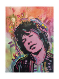Mick 1 Giclee Print by Dean Russo