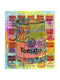 Tomato Giclee Print by Dean Russo