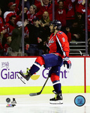 NHL: Alex Ovechkin celebrates 1000th career point against Pittsburgh Penguins on 1/11/17 Photo