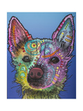 Ozzie Giclee Print by Dean Russo