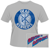 Dead Kennedys- Bedtime For Democracy (Front/Back) T-shirts