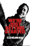 The Walking Dead Negan- Just Getting Started Poster
