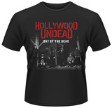 Hollywood Undead- Day Of The Dead T-Shirt
