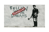 Cancelled Dreams Reproduction procédé giclée par  Banksy