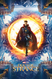 Doctor Strange- Portal Mandala Posters
