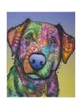 Pullo Custom-3 Giclee Print by Dean Russo