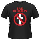 Bad Religion- Cross Buster Inverted Logo Vêtement