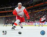 NHL: Danny DeKeyser 2016-17 Action Photo