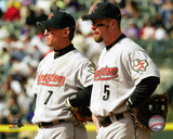 MLB: Craig Biggio & Jeff Bagwell 2002 Photo