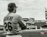 MLB: Mike Matheny 2015 Action Photo