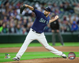MLB: James Paxton 2016 Action Photo