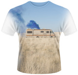 Breaking Bad- Trailer T-Shirts
