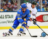 NHL: David Perron 2017 NHL Winter Classic Photo