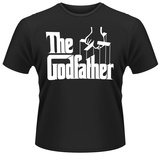 The Godfather- Classic Movie Logo T-Shirt