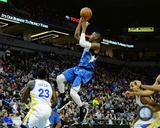 NBA: Kris Dunn 2016-17 Action Photo