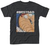 Family Guy-  Best Dad Skjorter