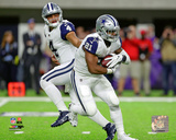 NFL: Dak Prescott & Ezekiel Elliott 2016 Photo