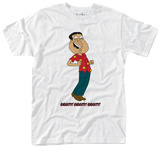 Family Guy- Quagmire Getting Giggity T-Shirts