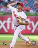 MLB: Zach Eflin 2016 Action Photo
