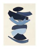 Sea Forms IV Plakaty autor Rob Delamater